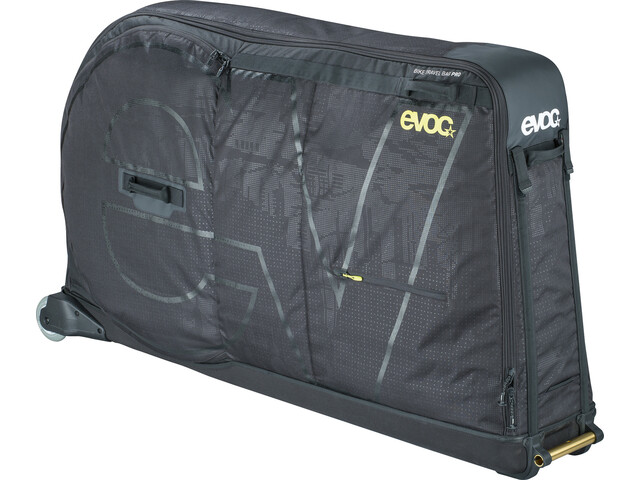 EVOC Bike Travel Bag Pro Transporttaske 280l sort (2019) | Cykelkuffert